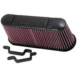 K&N E-0786 Lifetime Performance Air Filter, Chevy 6.2L