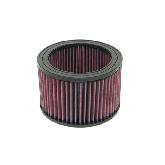 K&N E-0990 Lifetime Performance Air Filter, Ford 2.2L