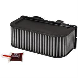 K&N E-0999 Lifetime Performance Air Filter, Acura 2.7L