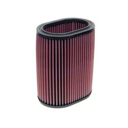 K&N E-1004 Lifetime Performance Air Filter, Chrysler 2.6L, Dodge 2.6L
