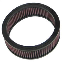 K&N E-1025 Lifetime Performance Air Filter, Pontiac 2.0L-2.5L