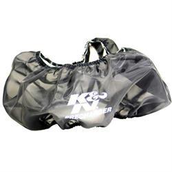 K&N E-1250PK PreCharger Air Filter Wrap, 3.5in Tall, Black