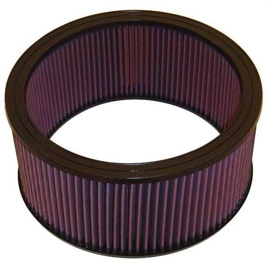 K&N E-1420 Lifetime Performance Air Filter, Chevy 350-454, GMC 350-454