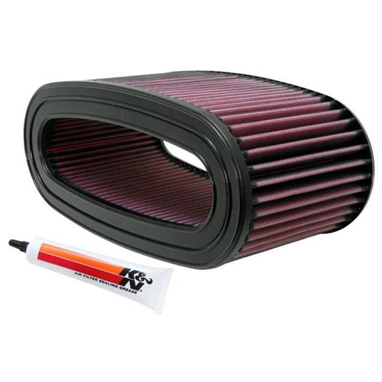 K&N E-1946 Lifetime Performance Air Filter, Ford 7.3L