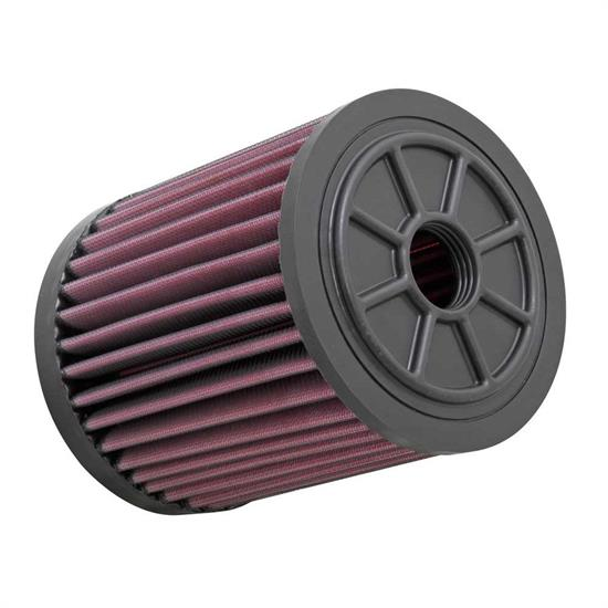 K&N E-1983 Lifetime Performance Air Filter, Audi 2.8L-4.0L