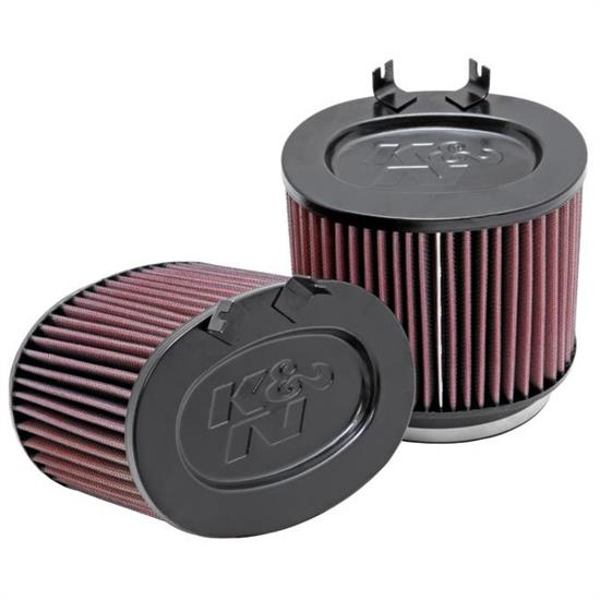 K&N E-1999 Lifetime Performance Air Filter, Porsche 3.6L-3.8L