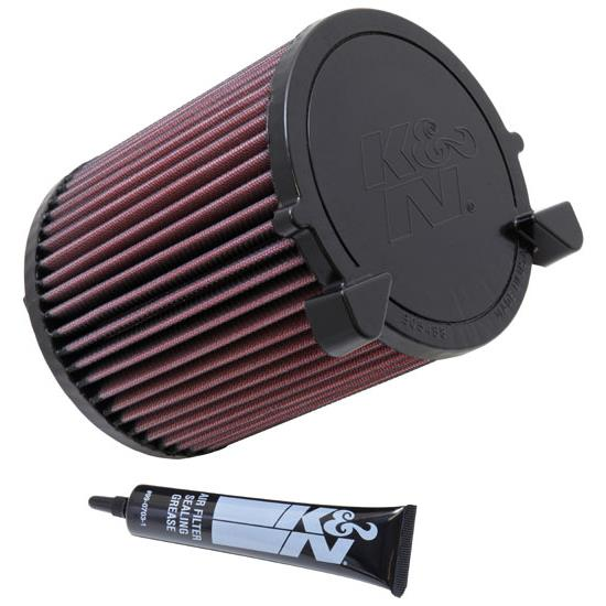K&N E-2014 Lifetime Performance Air Filter