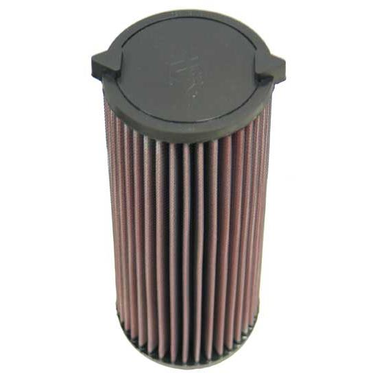 K&N E-2018 Lifetime Performance Air Filter, Mercedes Benz 2.1L-2.2L