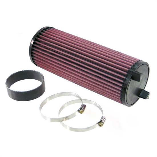 K&N E-2019 Lifetime Performance Air Filter, Volvo 2.4L-2.5L