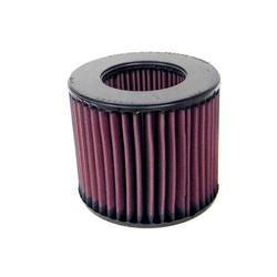 K&N E-2220 Lifetime Air Filter, Isuzu 2.2L-2.8L, Toyota 2.2L-2.4L