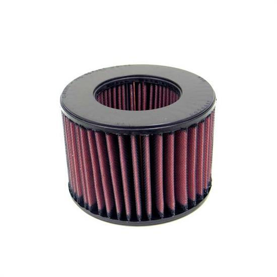 K&N E-2222 Lifetime Air Filter, Isuzu 1.9L-2.3L, Toyota 1.6L-2.0L