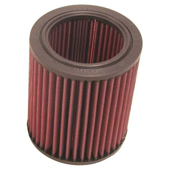 K&N E-2345 Lifetime Performance Air Filter, 6.375in Tall, Round