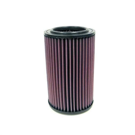 K&N E-2381 Lifetime Performance Air Filter, Porsche 1.7L