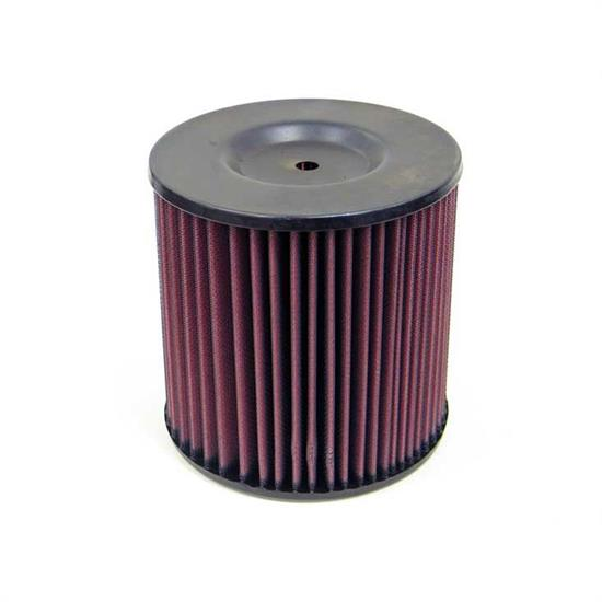 K&N E-2415 Lifetime Performance Air Filter, 6.125in Tall, Round