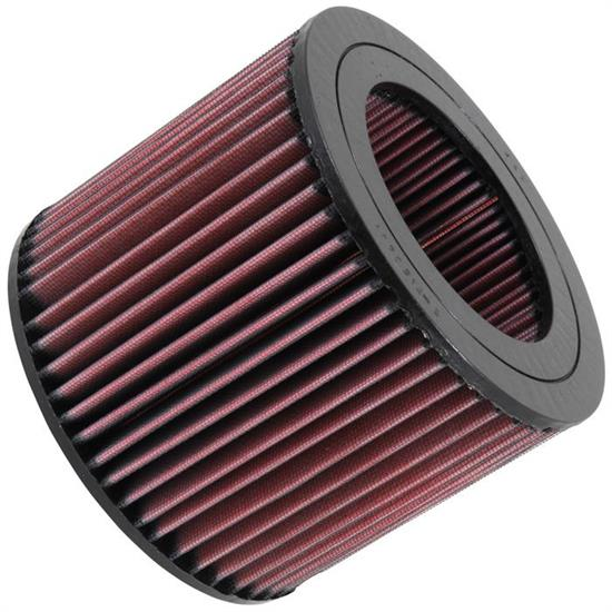 K&N E-2443 Lifetime Performance Air Filter, Lexus 4.5, Toyota 4.2-4.5