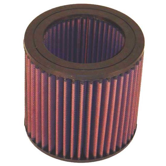 K&N E-2455 Lifetime Performance Air Filter, Saab 2.0L-3.0L