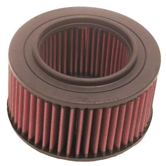 K&N E-2475 Lifetime Performance Air Filter, VW 2.1L