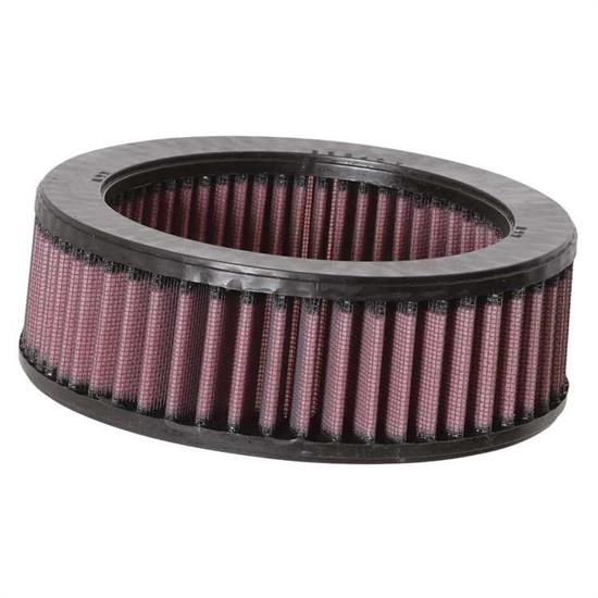 K&N E-2490 Lifetime Performance Air Filter, Ford 1.3L