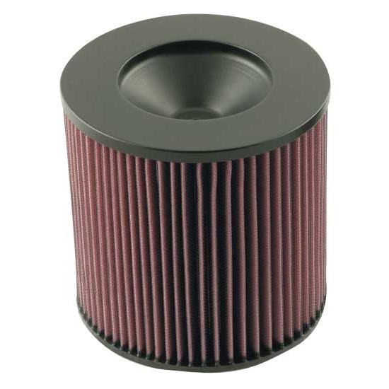 K&N E-2615 Lifetime Performance Air Filter, 8in Tall, Round