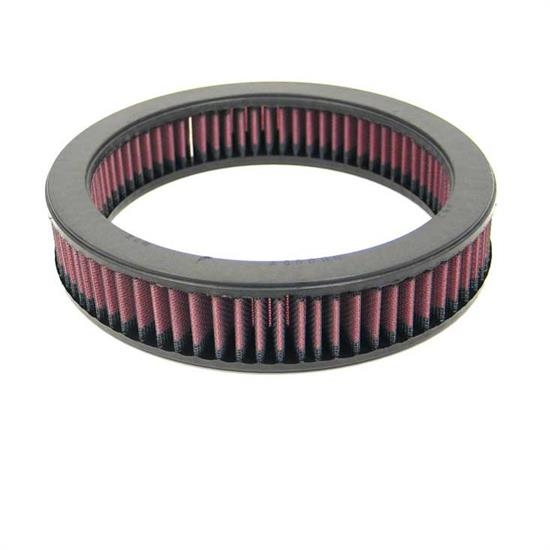 K&N E-2620 Lifetime Performance Filter, Lancia 1.3L-1.6L, Nissan 71-85