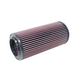 K&N E-2658 Lifetime Performance Air Filter, Audi 1.2L-1.6L, Seat 1.7L