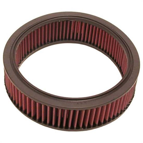 K&N E-2813 Lifetime Performance Air Filter, Nissan 2.4L