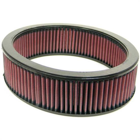 K&N E-2840 Lifetime Performance Air Filter, Volvo 3.0L