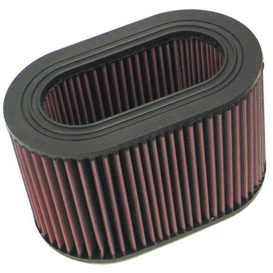 K&N E-2871 Lifetime Air Filter, Dodge 2.3L, Mitsubishi 2.3L-2.8L