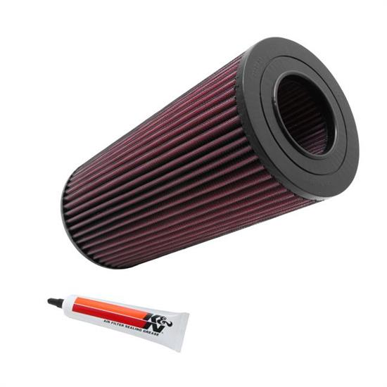 K&N E-2984 Lifetime Performance Air Filter, Mahindra 2.6L
