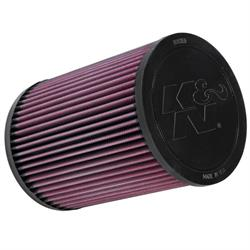 K&N E-2986 Lifetime Performance Air Filter, Alfa Romeo 1.6L-1.8L