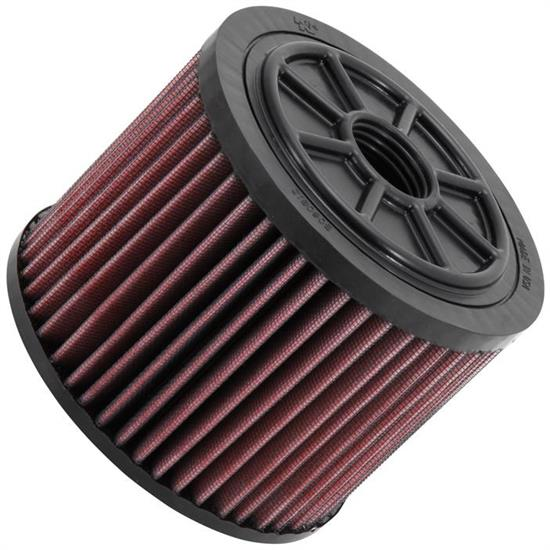 K&N E-2987 Lifetime Performance Air Filter, Audi 1.8L-2.0L