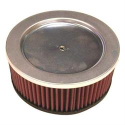 K&N E-3007 Lifetime Air Filter, 2.75in Tall, Tapered Conical
