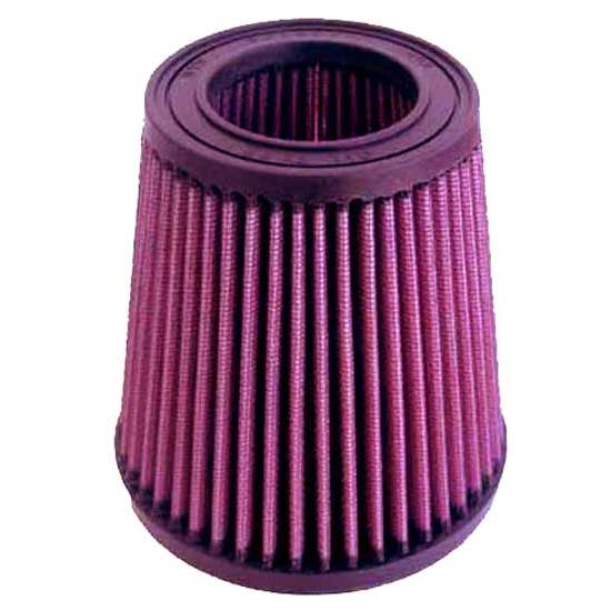 K&N E-3008 Lifetime Performance Air Filter, 5in Tall, Tapered Conical