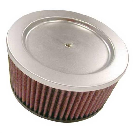 K&N E-3010 Lifetime Air Filter, 3.25in Tall, Tapered Conical