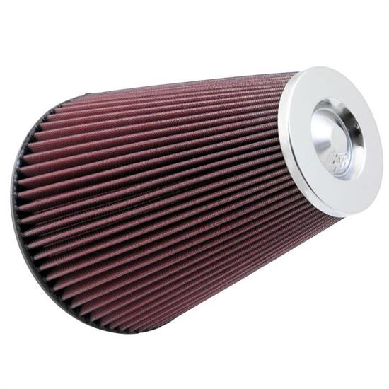 K&N E-3012 Lifetime Performance Air Filter, 10in Tall, Tapered Conical