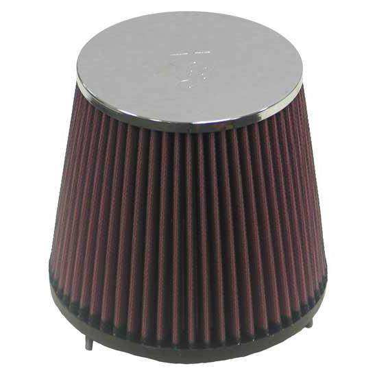 K&N E-3020 Lifetime Performance Air Filter, 6in Tall, Tapered Conical