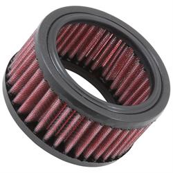 K&N E-3120 Lifetime Performance Air Filter, 2in Tall, Round