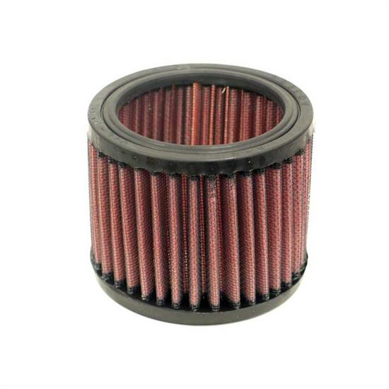 K&N E-3130 Lifetime Performance Air Filter, 3.25in Tall, Round