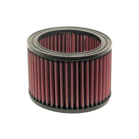 K&N E-3140 Lifetime Performance Air Filter, 3.563in Tall, Round