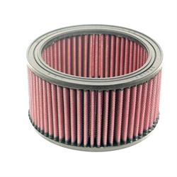 K&N E-3190 Lifetime Performance Air Filter, 3.25in Tall, Round
