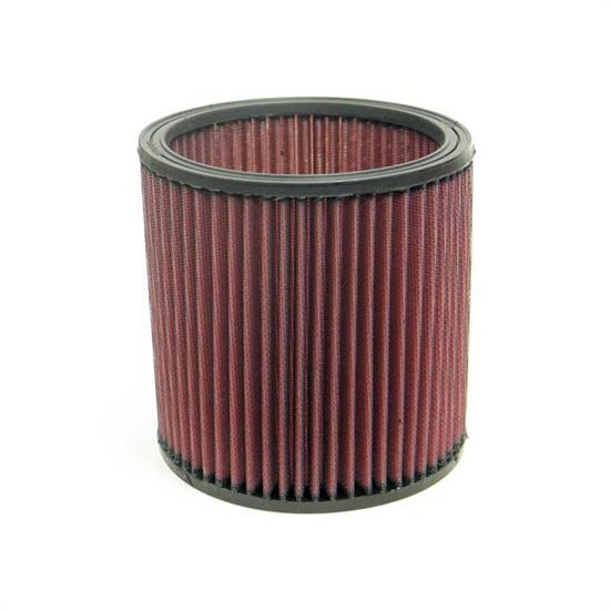 K&N E-3214 Lifetime Performance Air Filter, 6.125in Tall, Round