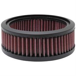 K&N E-3225 Lifetime Performance Air Filter, 2.188in Tall, Round