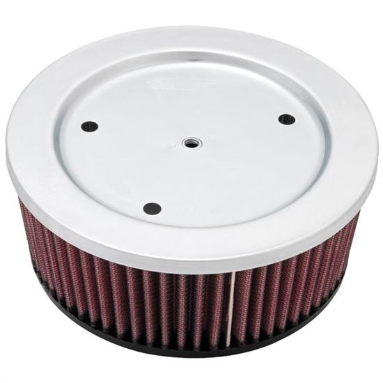 K&N E-3227 Custom Air Filter, 2.75in Tall, Tapered Conical