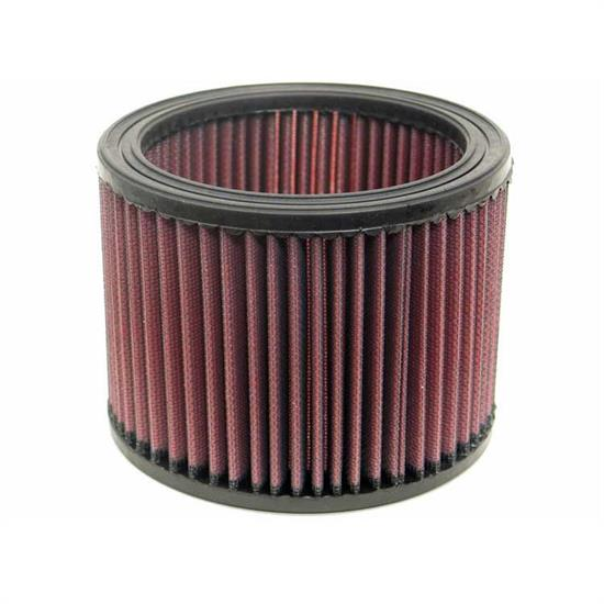 K&N E-3230 Lifetime Performance Air Filter, 4.375in Tall, Round