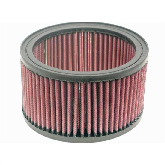 K&N E-3282 Lifetime Performance Air Filter, 3.75in Tall, Round