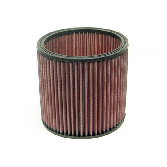 K&N E-3346 Lifetime Performance Air Filter, 6in Tall, Round