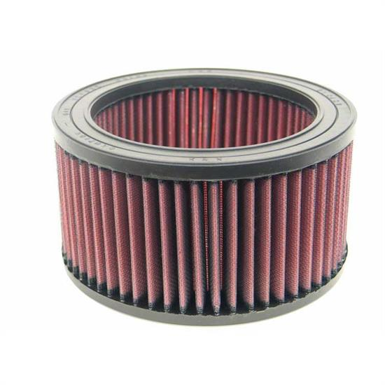 K&N E-3390 Lifetime Performance Air Filter, 3.75in Tall, Round