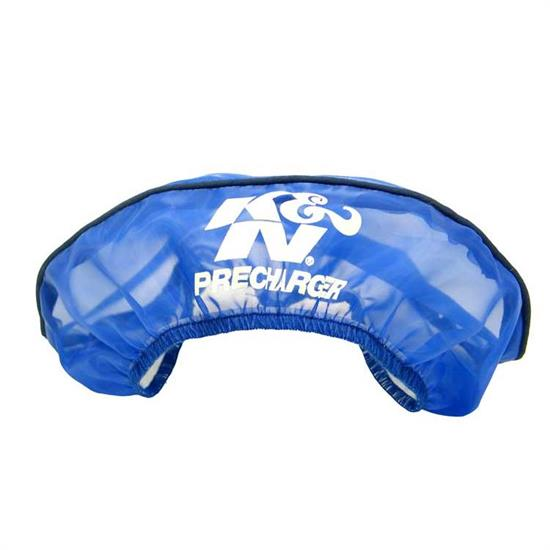 K&N E-3441PL PreCharger Air Filter Wrap, 2in Tall, Blue