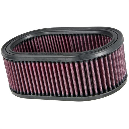 K&N E-3461 Lifetime Performance Air Filter, 3.25in Tall, Oval