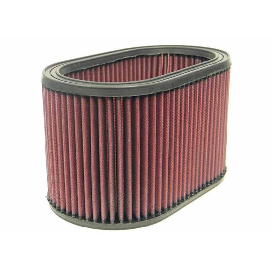 K&N E-3481 Lifetime Performance Air Filter, 5.5in Tall, Oval